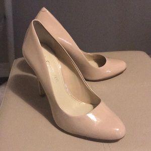 New Aldo Patent leather heel